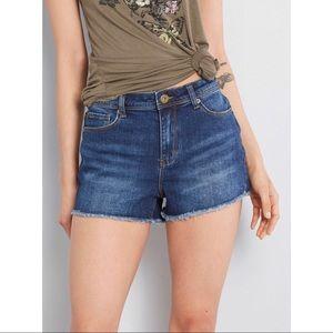 BNWT ModCloth Denim Shorts - Size 6